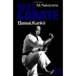 Libro BEST KARATE M. NAKAYAMA, Vol.06 inglés