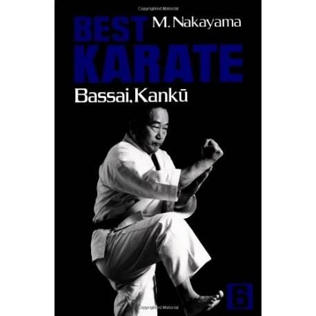 Book BEST KARATE M.NAKAYAMA,Vol.06 english