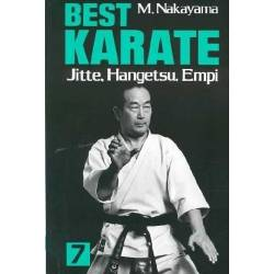 Book BEST KARATE M.NAKAYAMA,Vol.07 english