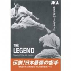"DVD JKA kumité grands maîtres ""THE LEGEND"""