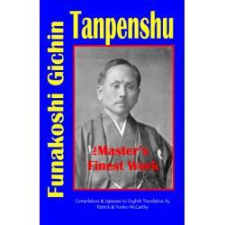 Livro Tanpenshu Funakoshi Gichin, McCarthy, inglês