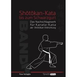 Buch Shôtôkan-Kata bis zum Schwarzgurt, Fiore Tartaglia, deutsch, BAND 1