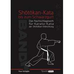 Livro Shôtôkan-Kata bis zum Schwarzgurt, Fiore Tartaglia, BAND 1, alemão