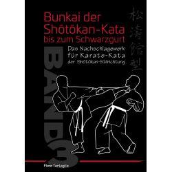 Libro Bunkai Shôtôkan-Kata bis zum Schwarzgurt, Band 3, Fiore Tartaglia, alemán