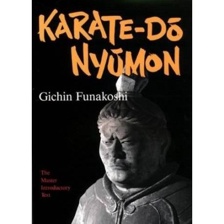 Book KARATE-DO NYUMON by MASTER G. FUNAKOSHI, english