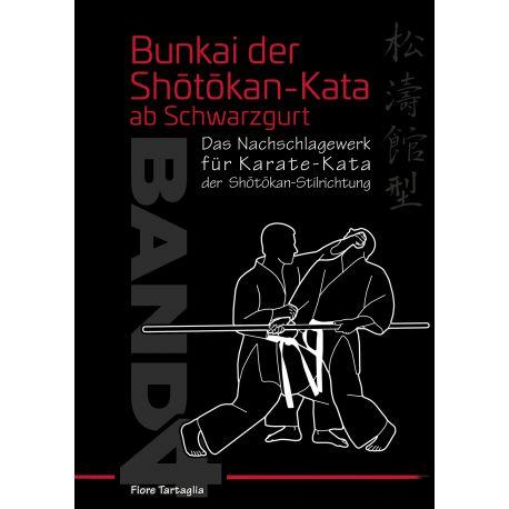 Livre Bunkai der Shôtôkan-Kata ab Schwarzgurt, Band 4, Fiore Tartaglia, allemagne