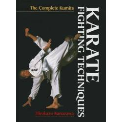 Livro The Complete Kumite - Karate Fighting Techniques, Hirokazu Kanazawa, Inglês