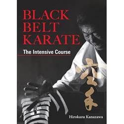 Libro Black Belt Karate - The Intensive Course, Hirokazu Kanazawa, inglés