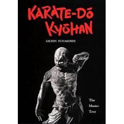 Livre KARATE-DO KYOHAN du Maître G. FUNAKOSHI, anglais