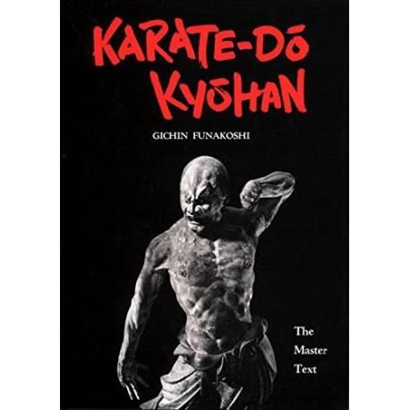 Book KARATE-DO KYOHAN, HB, by MASTER G. FUNAKOSHI, english