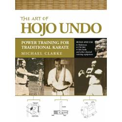 BUCH THE ART OF HOJO UNDO, Michael CLARKE, englisch