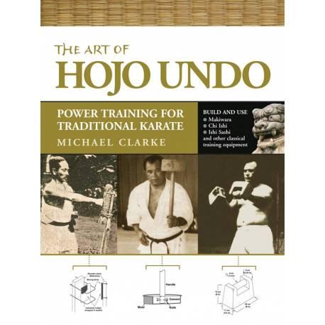 Libro THE ART OF HOJO UNDO, Michael CLARKE, inglese