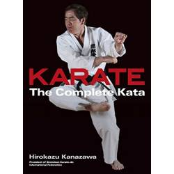 Buch Karate The Complete Kata, Hirokazu Kanazawa, Englisch