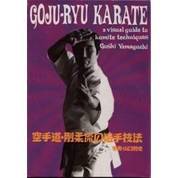 Livro GOJU RYU KARATE - A VISUAL GUIDE TO KUMITE, Goshi Yamaguchi, Inglês BOK-202