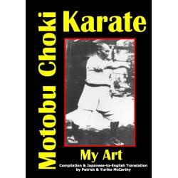 Libro My Art Motobu Choki, McCarthy, inglés