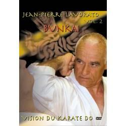"""Série de DVD """"VISION DU KARATE DO"""" Shotokan Ryu Kase Ha, J.-P. LAVORATO ,VOL.2 BUNKAI-1"""