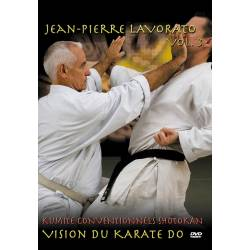 "Série de DVD ""VISION DU KARATE DO"" Shotokan Ryu Kase Ha, J.-P. LAVORATO, VOL.3"