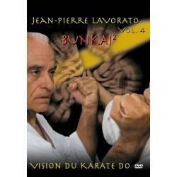 "Série de DVD ""VISION DU KARATE DO"" Shotokan Ryu Kase Ha, J.-P. LAVORATO, VOL.4"