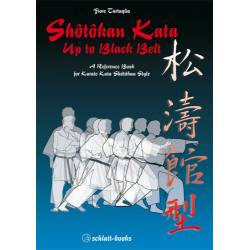 Libro Shotokan Kata up to black belt, Fiore Tartaglia, inglés