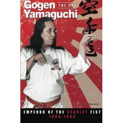 Libro Gogen Yamaguchi (The Cat): Emperor of the Scarlet Fist 1909-1989, paperback, inglese Paperback Edition
