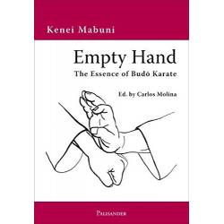Libro EMPTY HAND The Essence of Budô Karate by MABUNI, Ken-Ei, inglese