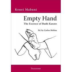 Livre EMPTY HAND The Essence of Budô Karate par MABUNI, Ken-Ei, anglais