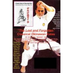 Livro CLASSIC KATA OF SHORINJI-RYU, Leroy Rodrigues, Inglês