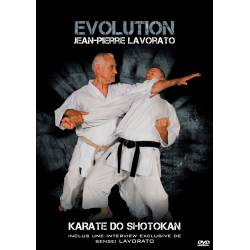 DVD EVOLUTION KARATE DO SHOTOKAN, Shotokan Ryu Kase Ha, J.-P. LAVORATO