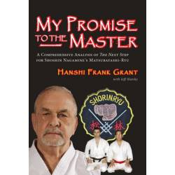 Livre My PROMISE TO THE MASTER NAGAMINE, Frank Grant, anglais
