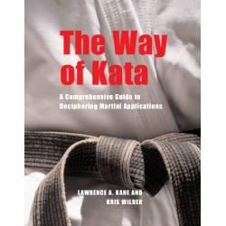 Libro THE WAY OF KATA, Lawrence KANE + Chris WILDER, inglés