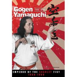 Libro Gogen Yamaguchi (The Cat): Emperor of the Scarlet Fist 1909-1989, inglés Special Limited Collector's Edition