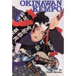 Libro OKINAWAN KEMPO CHOKI MOTOBU, inglés