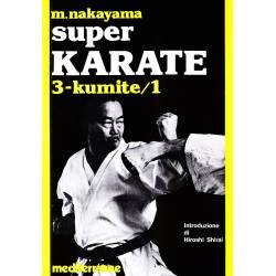BUCH SUPER KARATE M.NAKAYAMA, italienisch