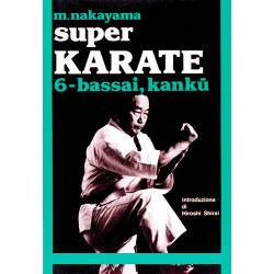 Book SUPER KARATE M.NAKAYAMA, italiano Vol.6