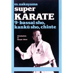 Book SUPER KARATE M.NAKAYAMA, italiano