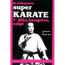 Livro SUPER KARATE M. NAKAYAMA, italiano Vol.7