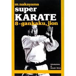 Livro SUPER KARATE M. NAKAYAMA, italiano Vol.8