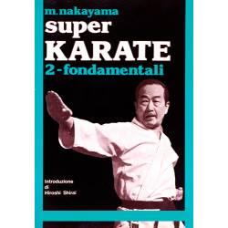 Livro SUPER KARATE M. NAKAYAMA, italiano Vol.2