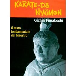 Livro KARATE-DO NYUMON del maestro G. FUNAKOSHI, italiano