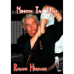 Dvd NIHON TAI JITSU, Roland HERNAEZ , Volume 2