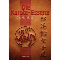 Libro Die Karate-Essenz. Das Handbuch, Fiore Tartaglia, tedesco