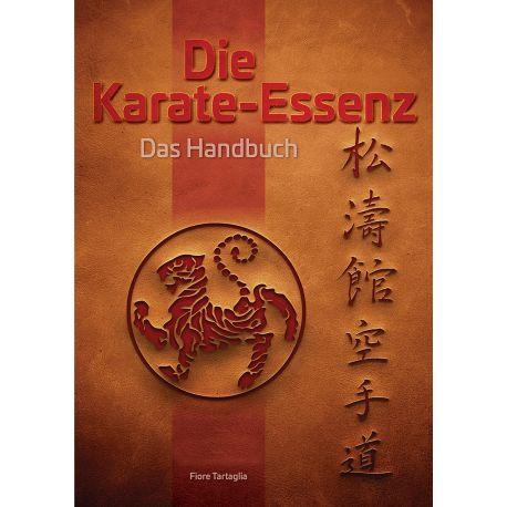 Libro Die Karate-Essenz. Das Handbuch, Fiore Tartaglia, alemán