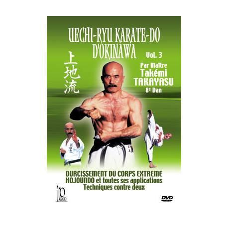 UECHI-RYU Karate-Do d'Okinawa Volume 3