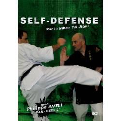 DVD « Self-defense »-Nihon Tai Jitsu de Philippe Avril