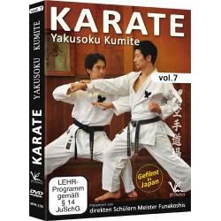 Karate Shotokan,Yakusoku Kumite, disciples de Funakoshi – Vol.7