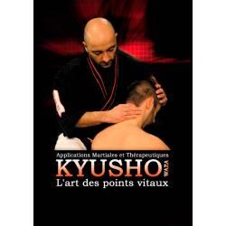 """DVD """"KYUSHO waza l'Art des points vitaux"""", Serge REBOIS –VOL.1"""