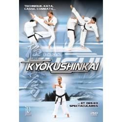 DVD KYOKUSHINKAI, FKOK, spagnolo / inglese DVD 137 (PAL all region), 80 min.