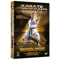 Karate Dynamique Vol1 - Michaël Milon