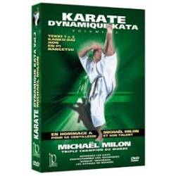Karate Dynamique Vol2 - Michaël Milon