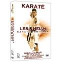 Les 5 heians karate Shotokan de Stéphane Mari
